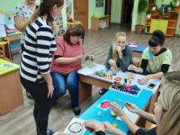 Мастер-класс для педагогов  «Нетрадиционные техники рисования»