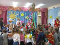Отчет о проведение развлечения «Масленица».